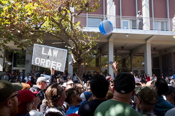 Berkeley Protest