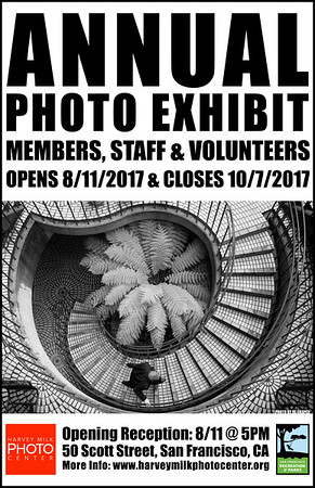 Annual Photo Exhibit - 11x17 Poster