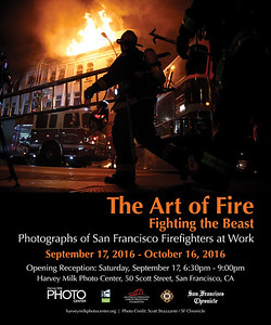 Art of Fire 16x20 Poster