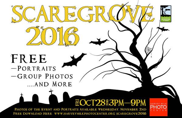 Scaregrove 2016 11x17 Poster
