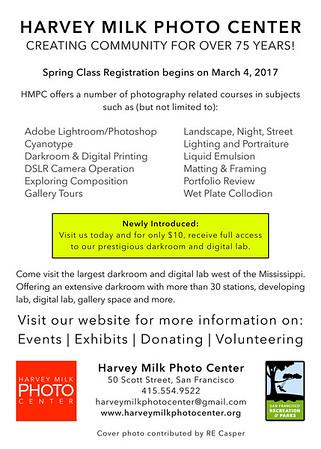 Spring 2017 Basic Flyer - Back