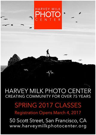 Spring 2017 Basic Flyer - Front