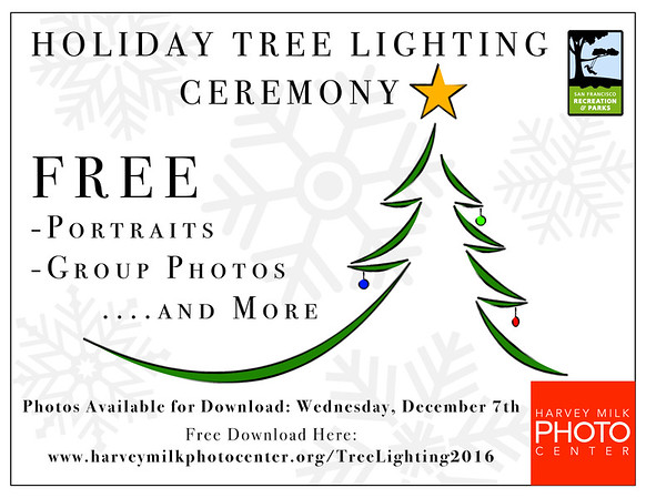 Tree Lighting 2016 Quarter Page Flyer (LTR)