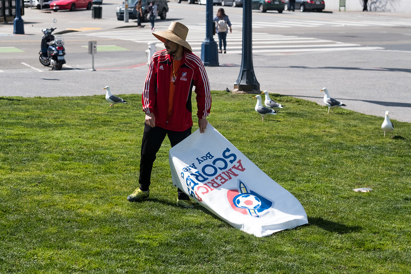 San Francisco Deltas - Kick Off