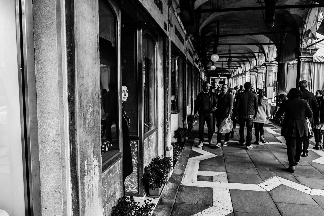 Marks trip to Italy to try out his new Fuji XPro1