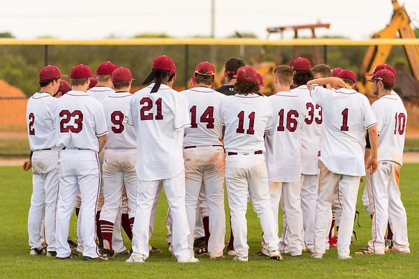 GCC Baseball Staff