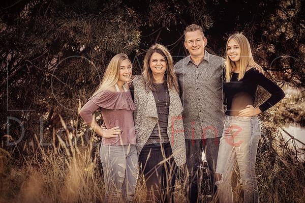 Swenson Family 2017