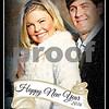207 Happy New Year framed