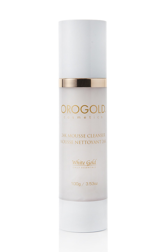 OroGold_MousseCleanser