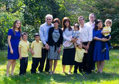 Extended F Family Fall Photos