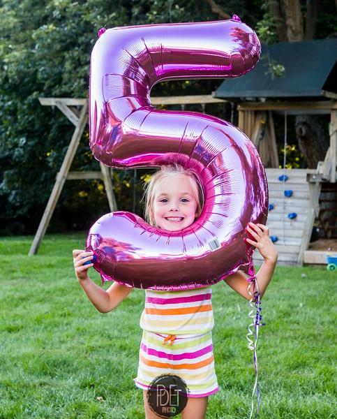 Stella's 5th Birthday