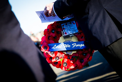 ibstock remembrance parade