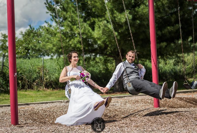 Ben & Kara Wedding