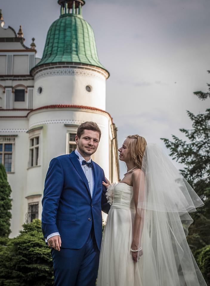 Marcin & Joanna's Wedding Photo Session