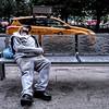 Homeless NYC<br /> 2020-2021<br /> Photo: James Higgins © 2021