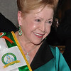 2011 Grand Marshal Mary Higgins Clark.<br /> © Copyright James Higgins 2011, one time use only,