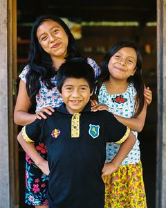 Lacandones de Naha, Chiapas-43