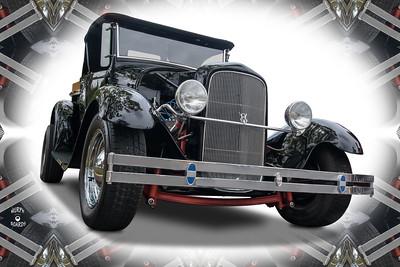 1929FordPickupBlackRFKalFrme