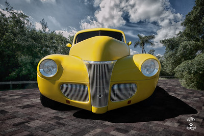 1941FordCoupeYellowSteven_0001_HTBParkHDRSinester