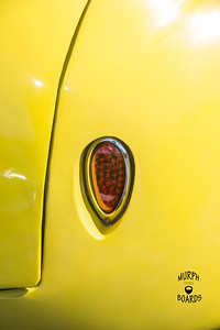 1941FordCoupeyellowTaillight