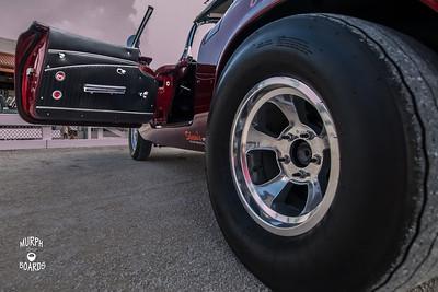 1962 Corvette Red Eugene Reidy