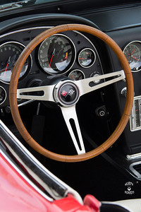 dashboard steering wheel