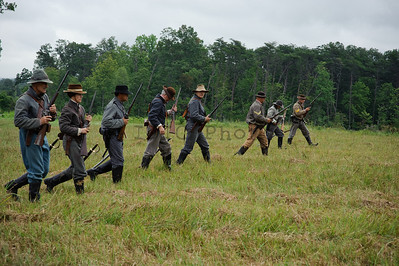 Battle of Second Manassas (Bull Run)