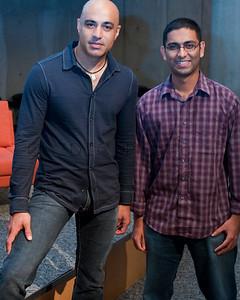 Faran Tahir with Sagar