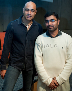 Faran Tahir with Mohammad N.