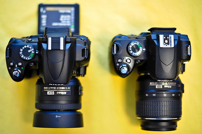 Hands on with the Nikon D5000 -6