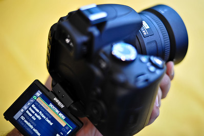 Hands on with the Nikon D5000 -2