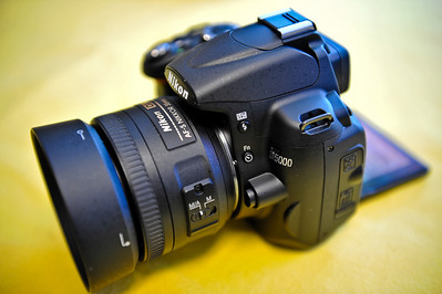 Hands on with the Nikon D5000 -3