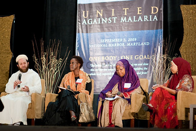 United Against Malaria -- Bite the Bug!   http://www.muslimsunitedforchange.com/