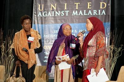 United Against Malaria -- Bite the Bug!   http://www.muslimsunitedforchange.com/