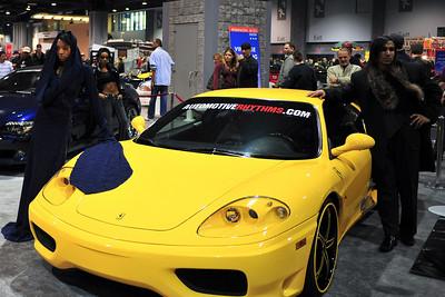 Washington D.C. Auto Show 2009 -33