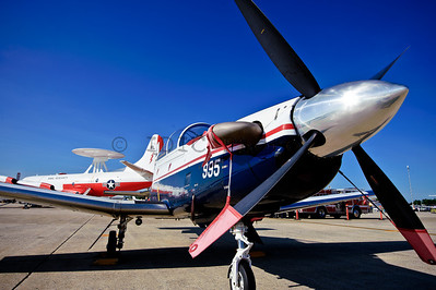 P-51 Mustang static display