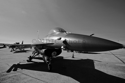 F-16 Fighting Falcon (aka Viper) - static display