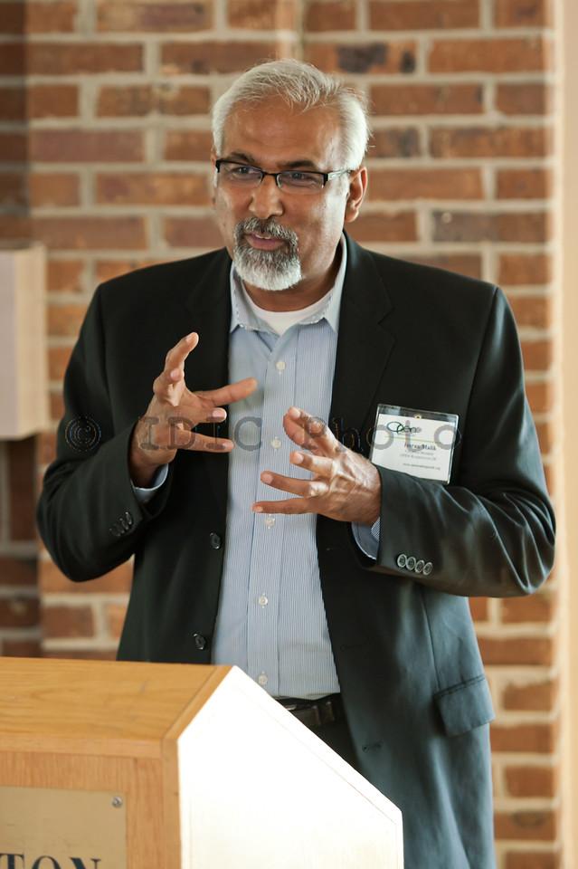 Imran Malik representing OPEN Washington D.C.