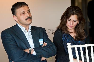 Dr and Mrs. Nadeem Ilahi