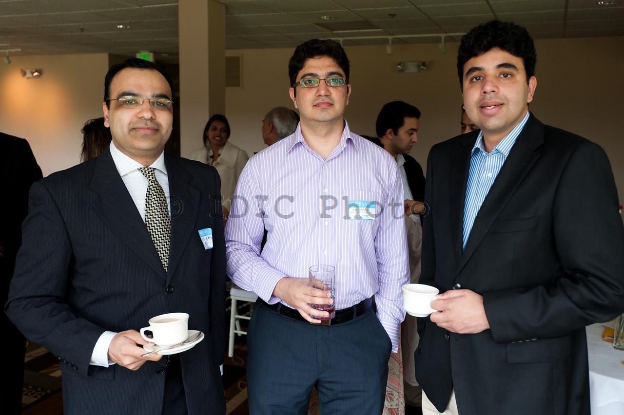 Fawad, Salman and Shahid