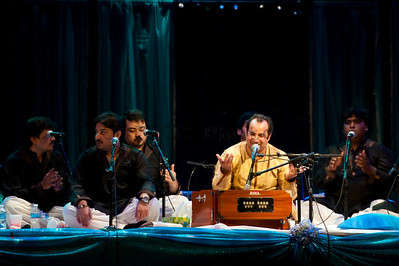 Warner Theater Washington D.C. - Rahat Fateh Ali Khan in Concert