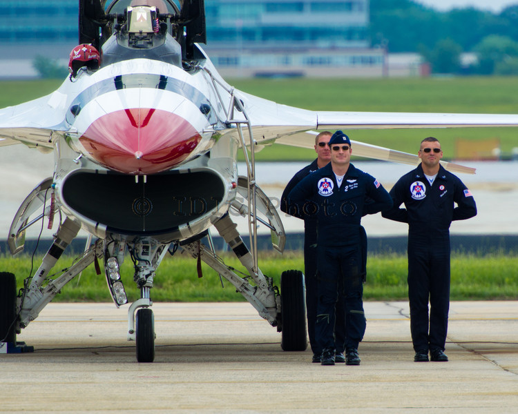 USAF Thunderbirds - JSOH 2011