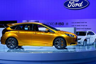 Washington D.C. Auto Show 2011