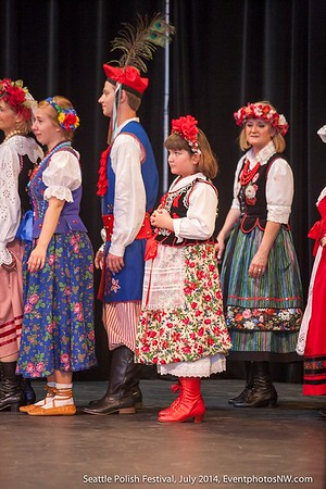 Folk Fashion Show