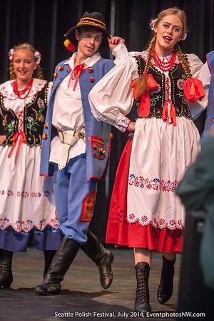Polonez-Polish Folk Dance 1