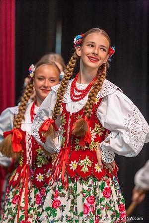 Polonez-Polish Folk Dance 2
