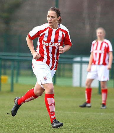 Stoke City Ladies FA Cup
