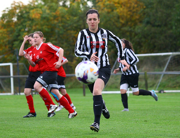 Stone Dom Ladies v Wryley