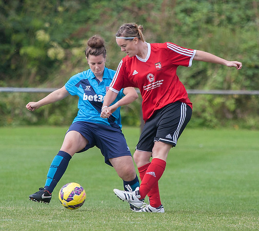 Stone Doms v Stoke Ladies Reserves