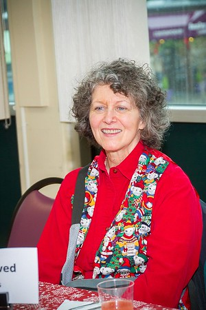 Senior Center of West Seattle Holiday Lunch Dec. 8
